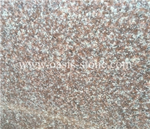 G687 Peach Red & Imperial Pink Granite Tiles&Slab