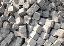 Hot Sale G654 Grey Granite Cube Stone