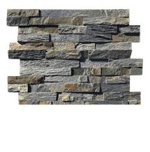 Grey Ledge Wall Cladding Stacked Stone Veneer