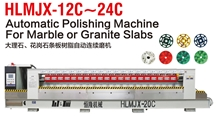 Automatic Line Polishing Machine Lmp