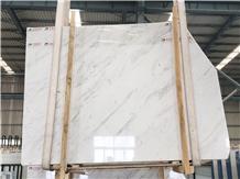 Bianco Galaxy White Marble Slabs Ariston V Drama