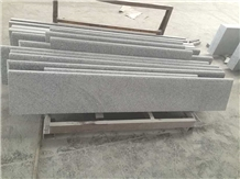 Chinese Grey Granite G603 Polished Window Sills