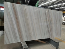 Crystal Wood Grain Marble Slabs China Palissandro