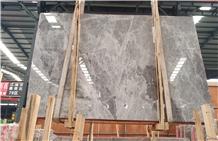 New Hermes Gray Marble Slabs for Floor
