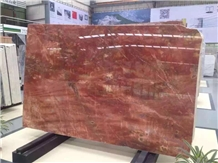 Red Pearl Marble,Red Ruby Marble Slabs