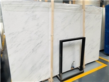 Royal Atlantis East White Marble Slabs Statuario