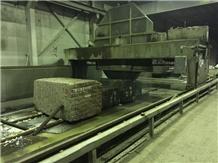 Burkhardt Block Saw Machine - Second Hand Cutting Machine