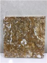 Walnut Azarshahr Travertine Tile & Slab