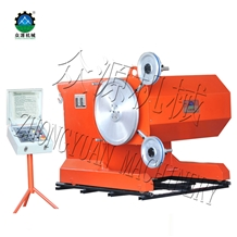 Wire Saw Machine for Marble Mining Zy-75g-6p 75kw