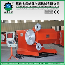 Wire Saw Machine for Marble Quarrying 75kw