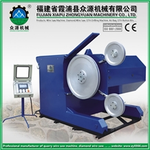 Wire Saw Stone Cutting Machine for Granite Mining