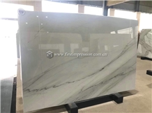Luxury Lincoln White Marble Slabs&Tiles