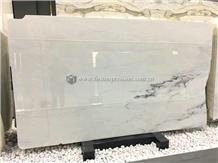 Popular Lincoln White Marble Slabs&Tiles