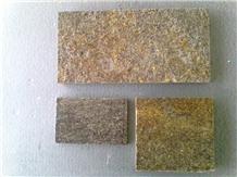 Caramelo Slate Stone Pieces