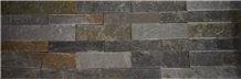 Eire/Green Eyes Slate Stone Wall Panel
