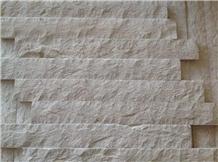 Limestone Beige Split Face Marbles