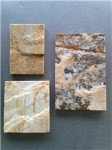 Yellow Lemon Slate Stone Tiles