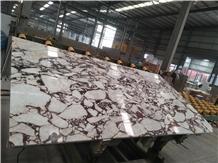 Calacatta Pallerina Marble Slab,Stone Project