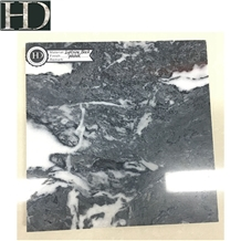 Chinese Mystique Gray Lightning Grey Slab Tiles