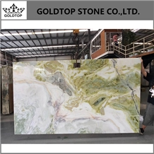 Dream Green Paradise Jade Marble Slabs for All Projects