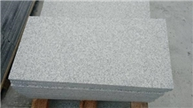 Grey-Silver Granite Polished Wall and Floor Tiles