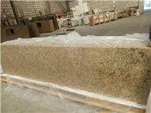 Giallo Orinmental Granite Countertop/Yellow Stone