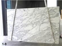 Calacatta Marble Slabs 2cm Polished