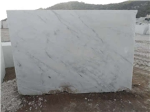 African Statuario Marble Block, Namibia White
