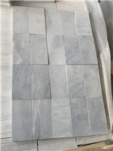 Cloudy Grey Marble Sanded Pavers