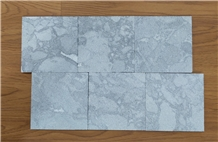 White Cloudy/Sky Vein Marble