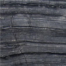 Black Forest Marble-Black Wood Vein Marble