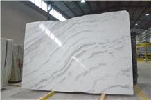 Calacatta Bianco Dolomite Marble Slabs