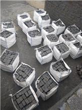 Basalt Cube Stone, Cobblestone, Paving Stone, Sett