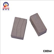 Cheap Price 1600mm Granite Segment for Multi Blade