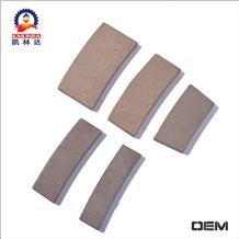 Diamond Segment for Granite Cutting Saw Blades