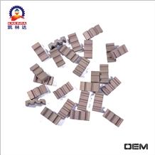 High Grade Diamond Core Drill Segmen for Concrete