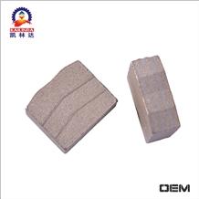 High Quality 2000mm Granite Segment for Mining