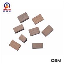 Manufacture 1600mm Diamond Marble Segment