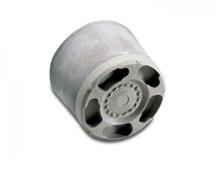 Magnesite Rolls mm 100 with Terzago Fitting