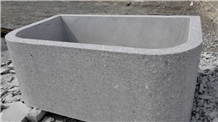Granite Garden Planter Project for Germany