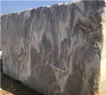 Marmara Ocean Blue Marble Quarry Blocks