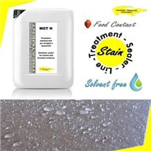 Mgt H Water Based Antistain Stone Protector for Matt, Honed and Brushed Surfaces
