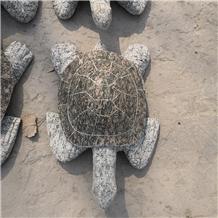 Decorative Garden Stone Turtle Animal Sculpture