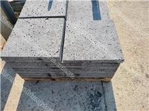 Lava Stone - Grey Moon Surface Basalt Vietnam