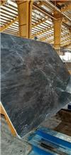 Marina Black Marble Slabs