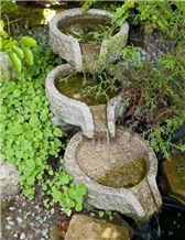 Antique Washing Facility,Water Fountain Forgarden