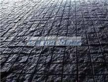 New Black Granite Cobbles,More Black Than G684