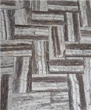 Silver Tiger Travertine Tiles
