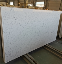 Artificial White Quartz Slabs