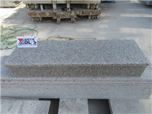 China Cheap Red Granite Stair Steps